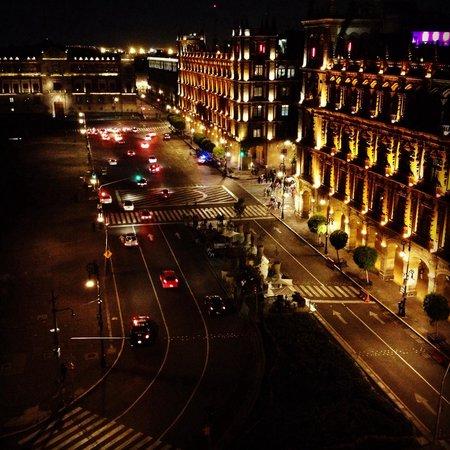 Gran Hotel Ciudad de Mexico: View from Gran Hotel rooftop terrace