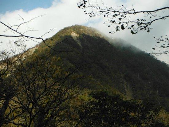 Mt. Hirugatake : 蛭ヶ岳(臼ヶ岳からの展望)