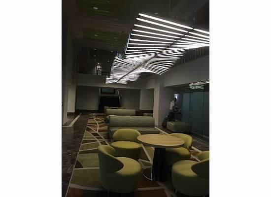 DoubleTree by Hilton Hotel Atlanta Downtown: Doubletree lobby