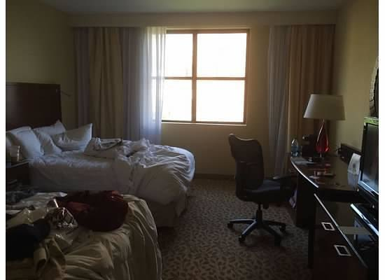 DoubleTree by Hilton Hotel Atlanta Downtown : two-double room