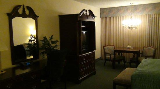 River Terrace Inn: Пример чистоты и уюта