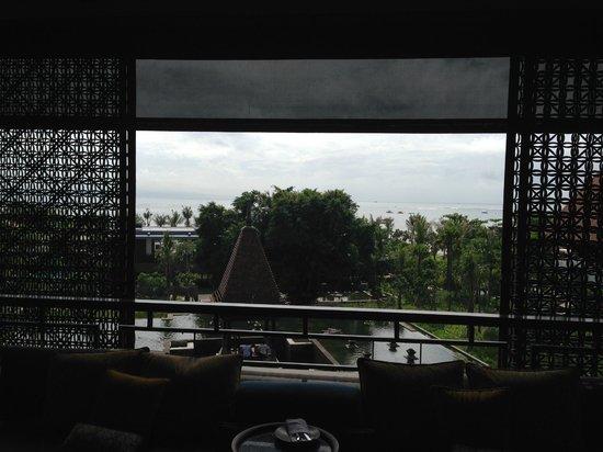 Fairmont Sanur Beach Bali: View from Room