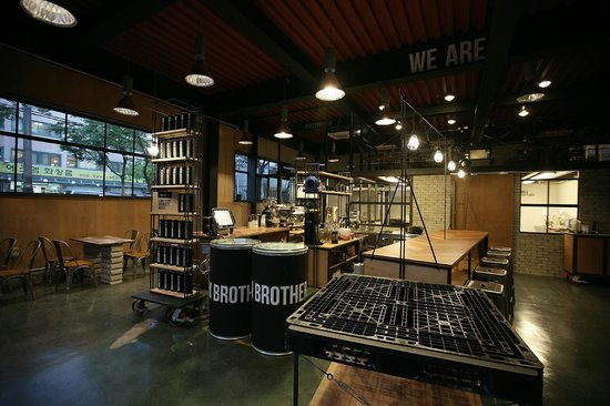 Bean Brothers - Hapjeong