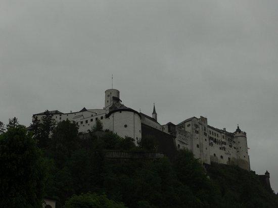 Salzburger Altstadt: Fortaleza de Hohensalzburg