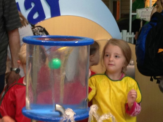 Denver Museum of Nature & Science: Water Way Fun in Discovery Zone