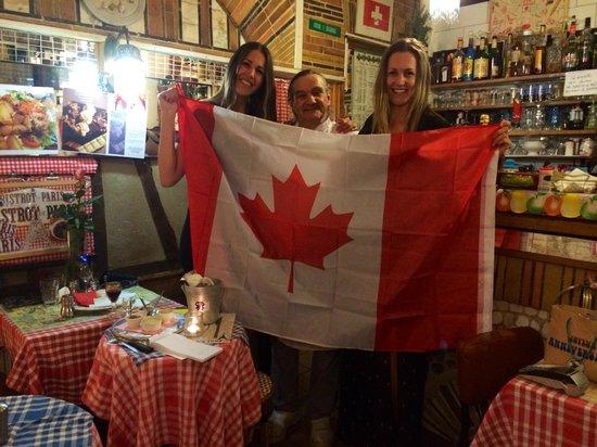 La Petite Rose des Sables : Representing our country :)