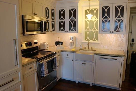 Disney's Grand Floridian Resort & Spa : Kitchen