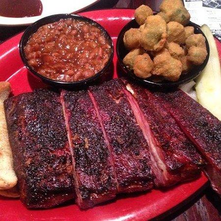 Rib Crib : Delicous St. Louis ribs!