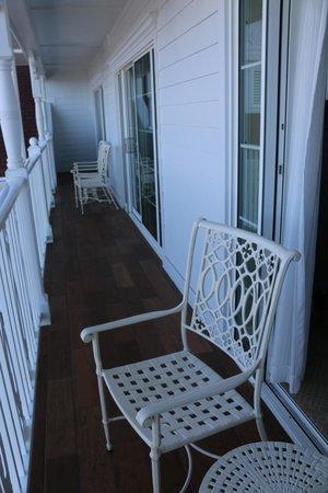 Disney's Grand Floridian Resort & Spa : Balcony