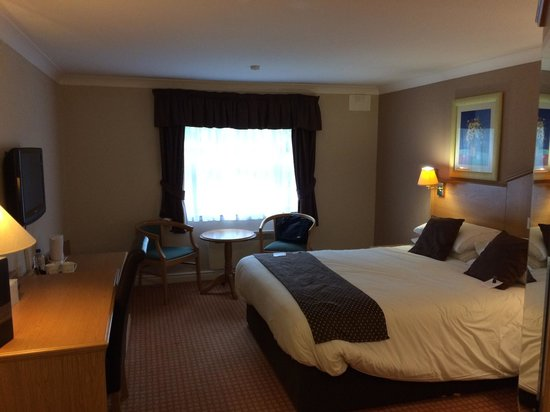 Best Western Everglades Park Hotel: Comfortable and clean