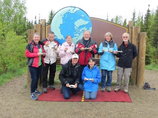 Northern Alaska Tour Company: great people on our tour