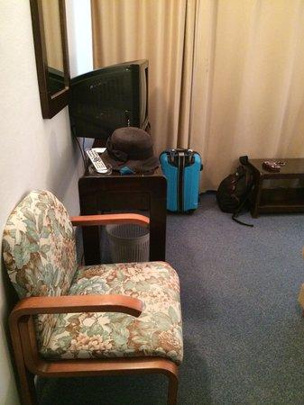 Hotel Adriatic : 部屋内部