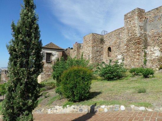 Alcazaba (fort) : Palace