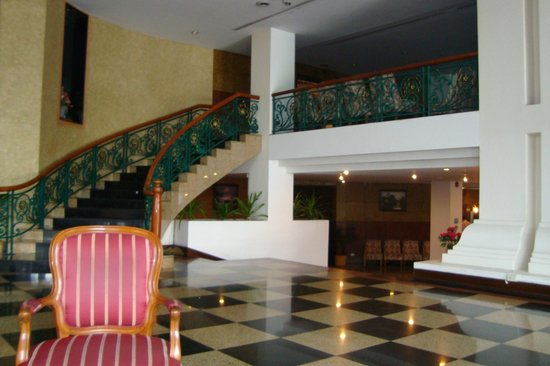 The Camelot Hotel Pattaya: В холле