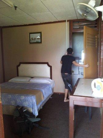 Salang Beach Resort: Room view