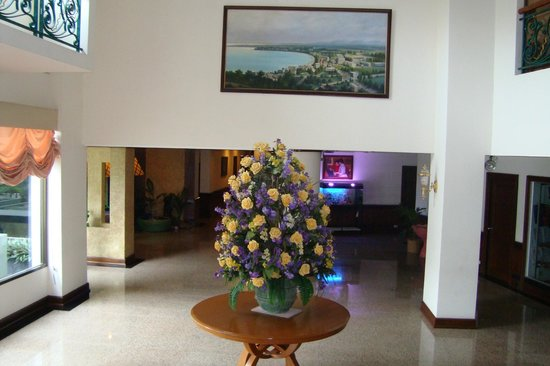 The Camelot Hotel Pattaya: В холле