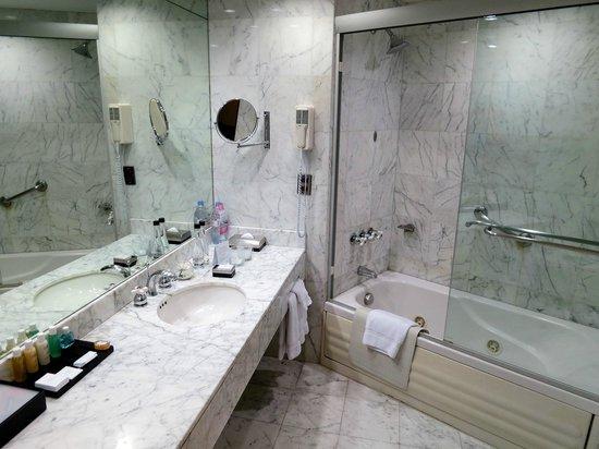 Delfines Hotel & Convention Center: Bathroom