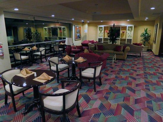 Delfines Hotel & Casino : Executive Lounge
