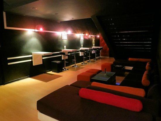 Delfines Hotel & Casino : Bar