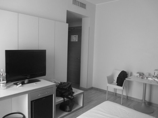 BEST WESTERN PLUS Hotel Bologna - Mestre Station : Typical room