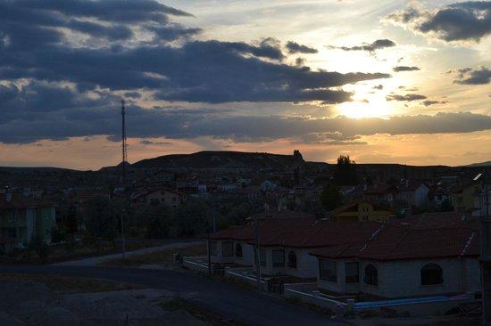 Altinyazi Hotel : Avanos town