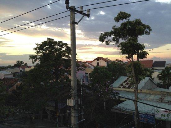 Ki No Homestay : View from my balcony at Ki No!