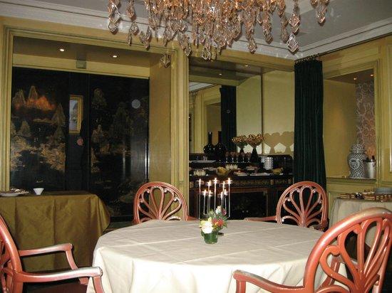 Hotel Westminster: ресторан