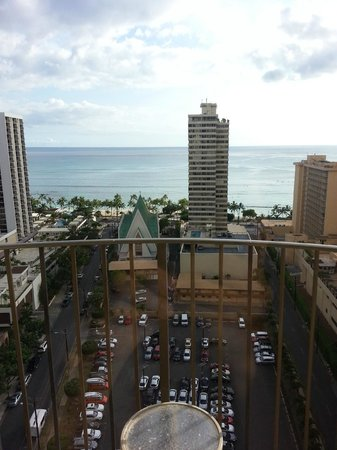 Hilton Waikiki Beach: Great view of Waikiki Beach