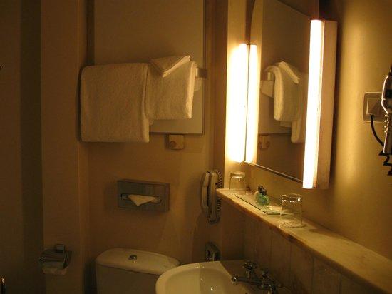 Hotel Westminster: Ванная