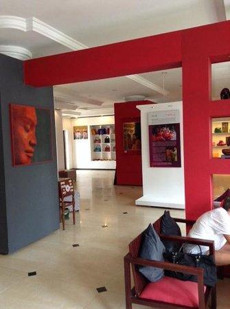 Memoire d' Angkor Boutique Hotel : hall