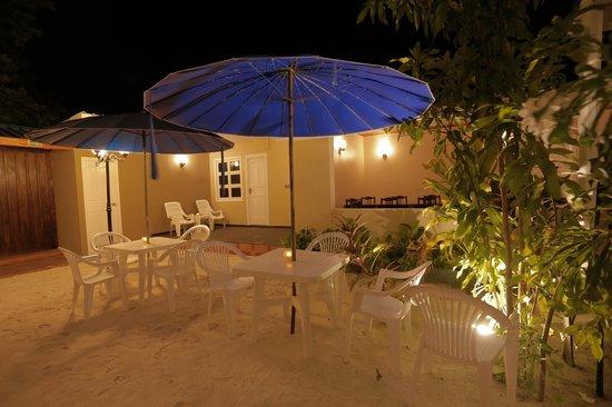 Gunbaru Inn: A Sky View from Resting Area