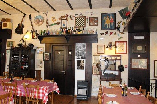 Luciano Al Porto Boutique: restaurant
