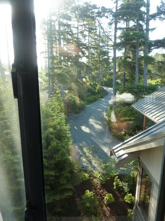 Long Beach Lodge Resort: views from room
