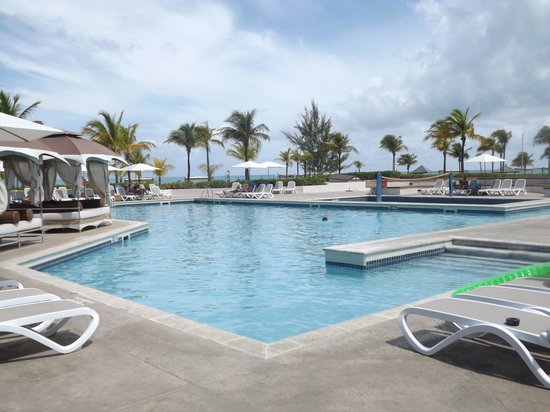 Club Med Turkoise, Turks & Caicos : Nice Pool