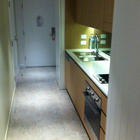 Adina Apartment Hotel Bondi Beach: Kitchenette