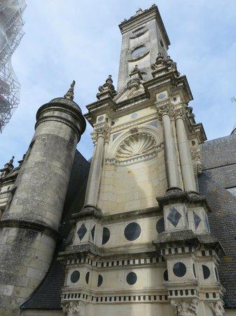 Château de Chambord : tower