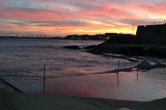 Perfect Spot : Sunset