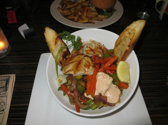 Clam Bucket Restaurant : Cod Rice Bowl