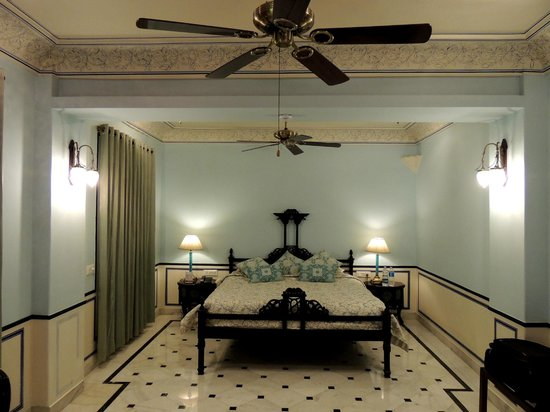 Royal Heritage Haveli : Cool, clean and comfortable room