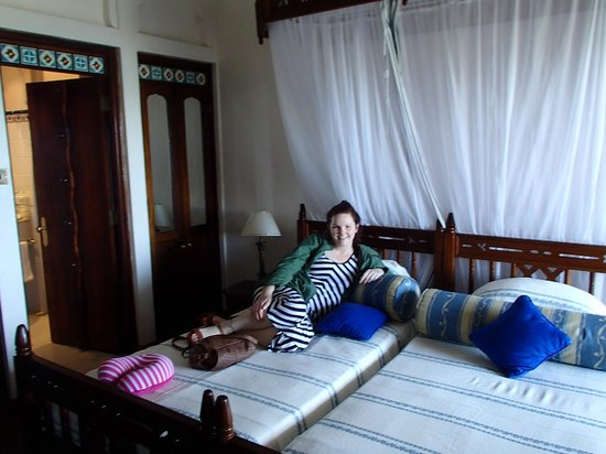 Zanzibar Serena Hotel: Inside the room