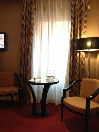 Grand Hotel Via Veneto: Номер