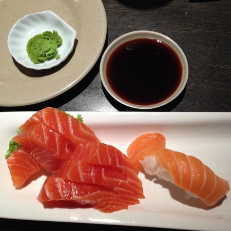Toyama Japanese Restaurant : Sashimi