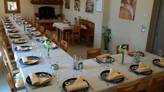 Agriturismo La Rondine: Sposi
