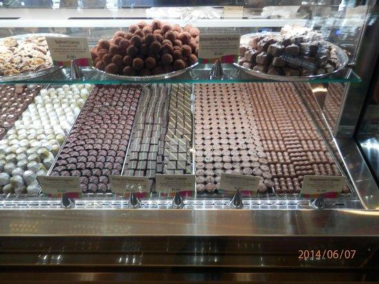 Yarra Valley Chocolaterie & Ice Creamery: chocolate2