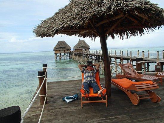 Melia Zanzibar: Deck