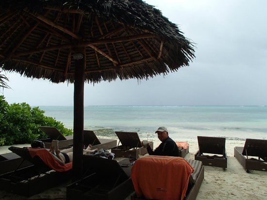 Melia Zanzibar : Private Beach