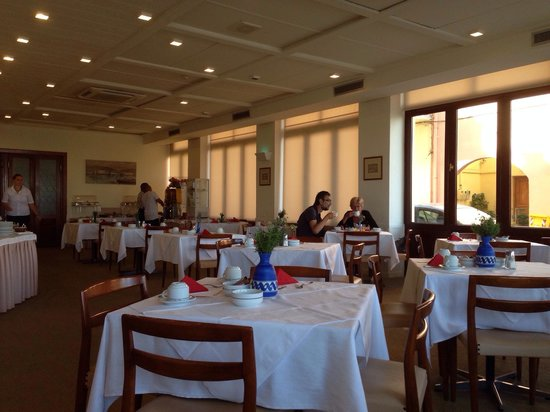 Porto Veneziano Hotel : Breakfast in the hotel