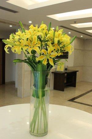 Lemon Tree Hotel, Electronics City, Bengaluru: in the resetionest