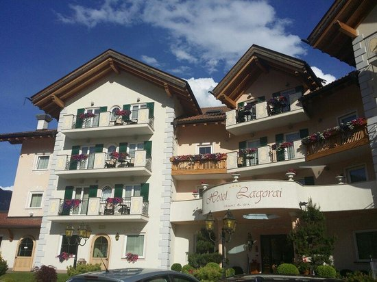 Hotel Lagorai Alpine Resort & Spa: Lagorai Hotel