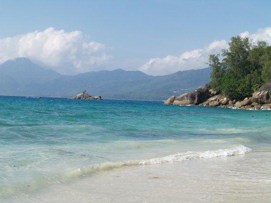 Anse Soleil Beachcomber: stranden